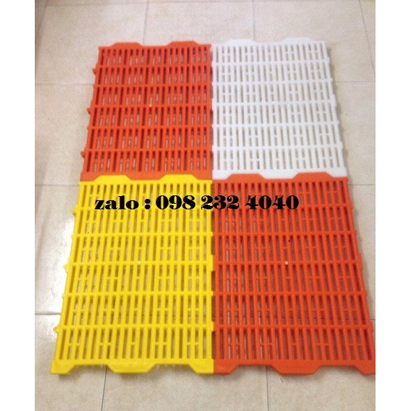 Lô 10 tấm lót sàn chăn nuôi 40x55 cm - 14392952 , 2662454563 , 322_2662454563 , 660000 , Lo-10-tam-lot-san-chan-nuoi-40x55-cm-322_2662454563 , shopee.vn , Lô 10 tấm lót sàn chăn nuôi 40x55 cm