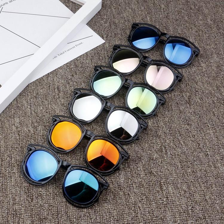 Kính mát cho bé trai bé gái 12 mẫu chống tia uv mắt kính trẻ em thời trang chống bụi...