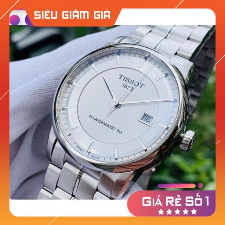 [New 2021] Đồng hồ Nam automatic Tissot 1853 T0864071103100 Full Box ⚜️Hàng Authentic⚜️