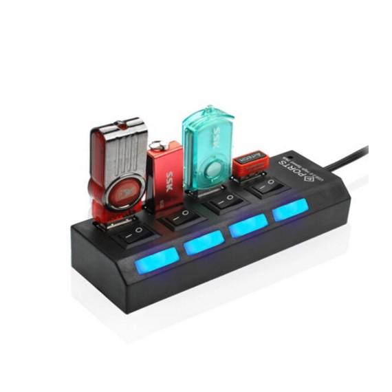Hub USB 4 cổng hình ổ điện có công tắc DC308 - 2658060 , 16114616 , 322_16114616 , 28000 , Hub-USB-4-cong-hinh-o-dien-co-cong-tac-DC308-322_16114616 , shopee.vn , Hub USB 4 cổng hình ổ điện có công tắc DC308