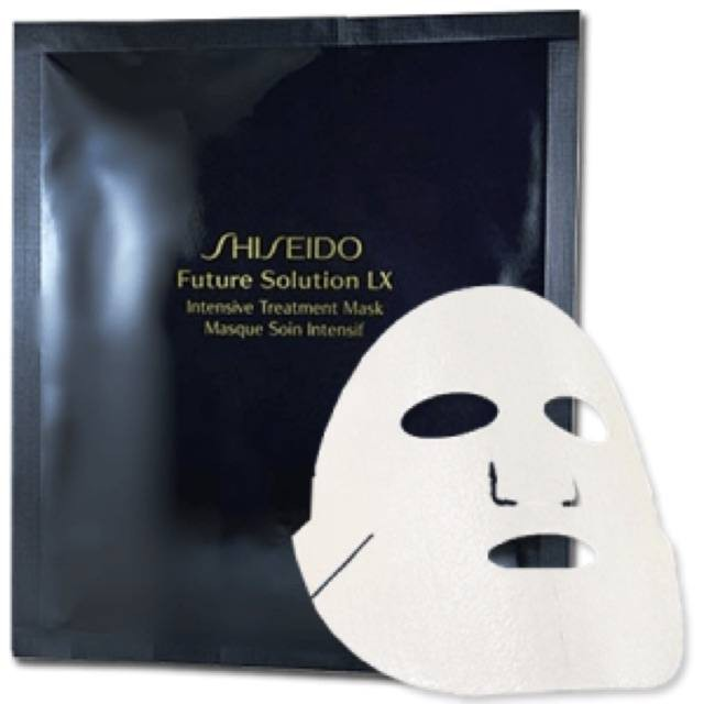 Shiseido [Travel] Future Solution LX Intensive Treatment Mask