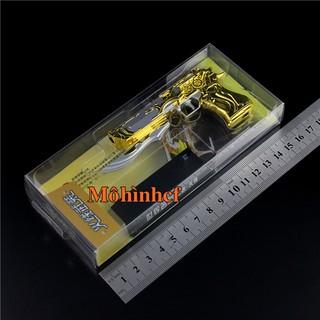 De Dorado noble gold mô hình đột kích