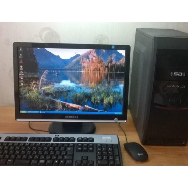 Bộ máy tính dùng cho văn phòng