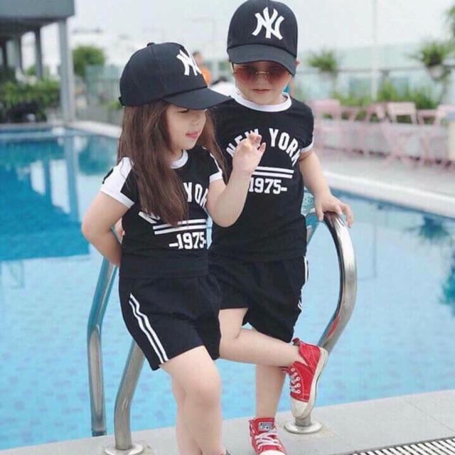 combo bộ cho bé trai và gái