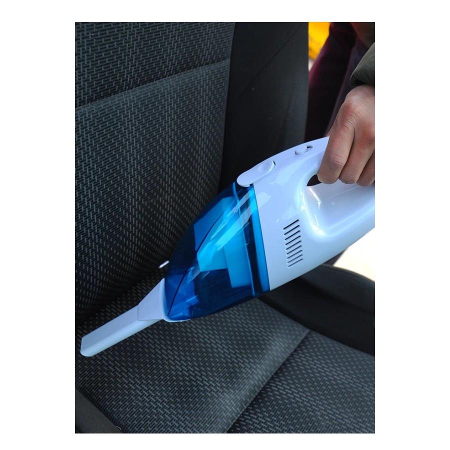 Máy hút bụi xe ô tô cầm tay Vacuum TL TL 034 (Xanh)