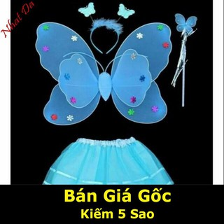 [SIÊU RẺ] Bộ cánh bướm thiên thần đáng yêu siêu bền shop matna798