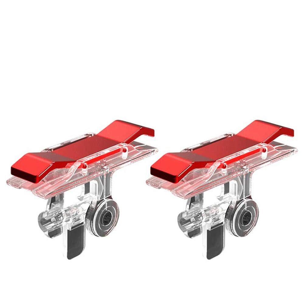 Bộ 2 nút bấm chơi game bắn súng PUBG | ROS - 3 mẫu - Có hộp đ