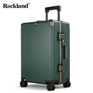giá rẻ bán trướcAmerican Rockland khung cứng hoàn toàn bằng nhôm trong hành lý bánh xe phổ thông màu đỏ ròng c1