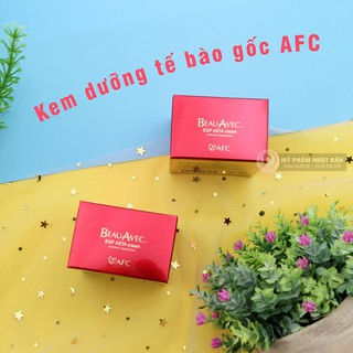 KEM TẾ BÀO GỐC AFC BEAU AVEC EGF CREAM thumbnail