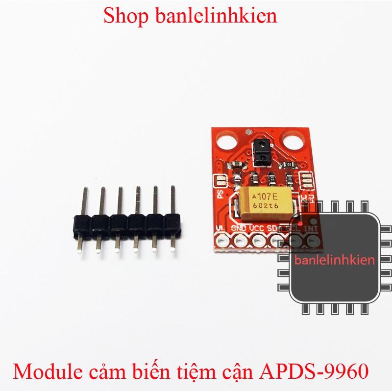 Module cảm biến tiệm cận APDS 9960