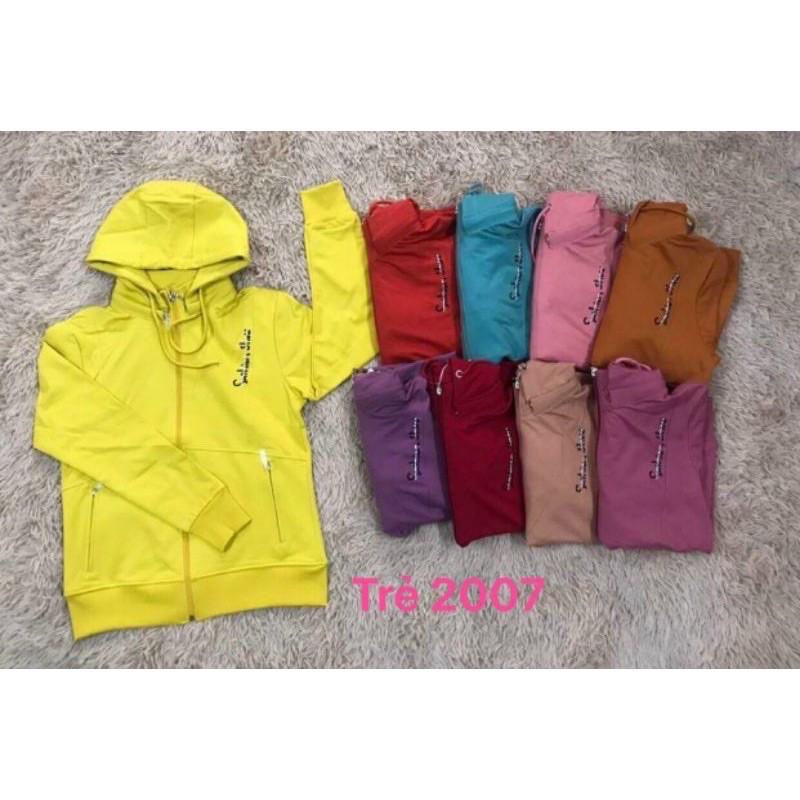 áo khoác cotton nữ