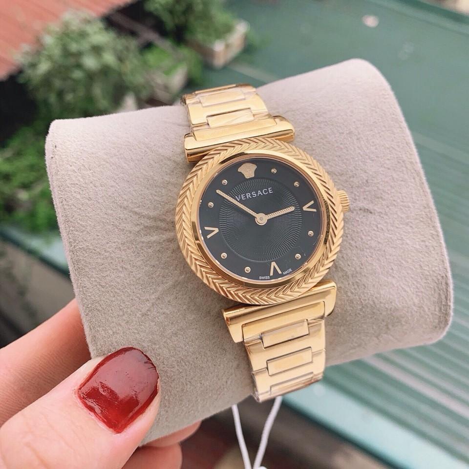 Đồng hồ nữ Versace kiểu dáng mới sang trọng quý phái VS224