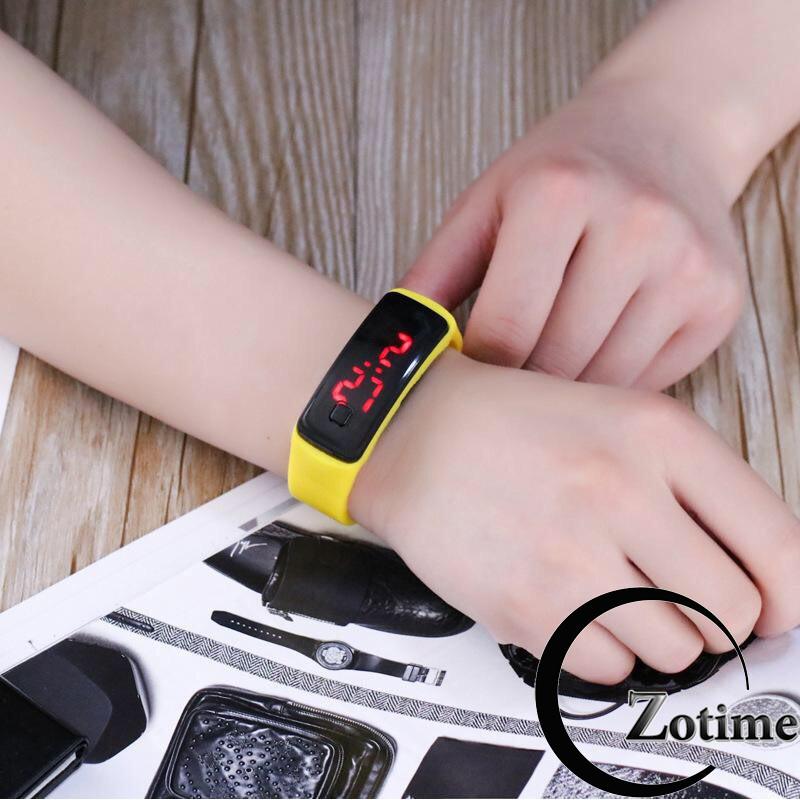 Đồng hồ đeo tay Dotime nam nữ đèn led thể thao ZO77