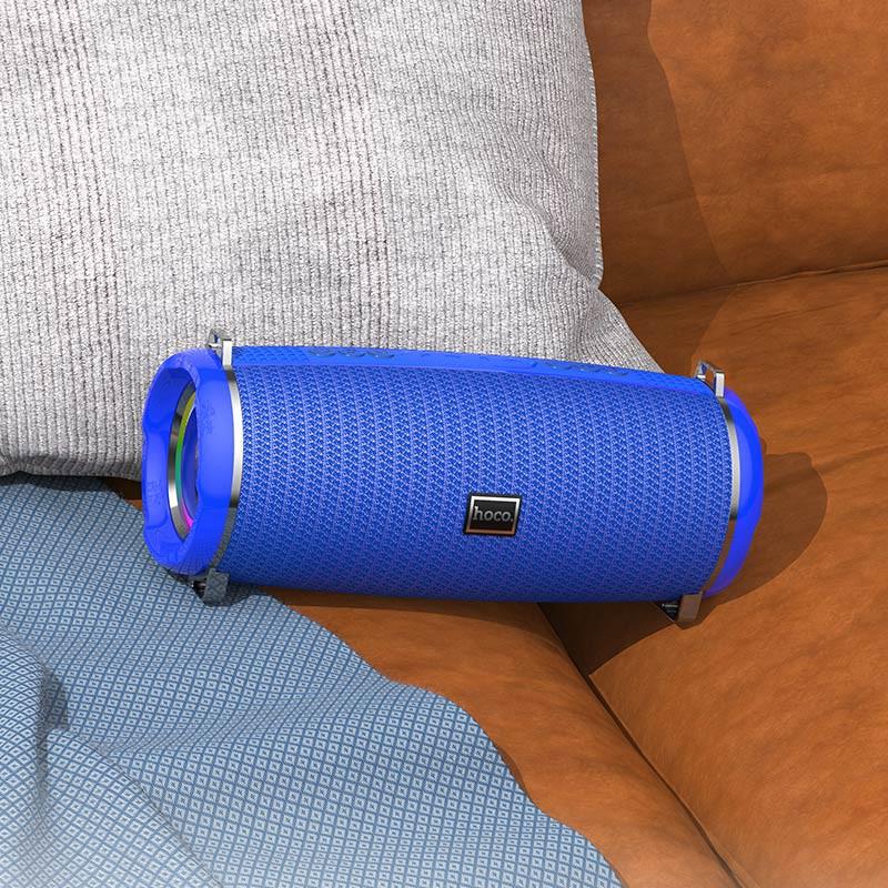 Loa Bluetooth đa năng Hoco HC2 Xpress BT V5.0, chống nước IPX5, pin dùng 6H - Hãng phân phối