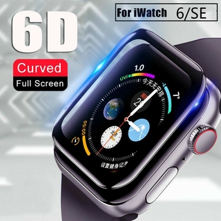 Set 2 Kính Cường Lực Cao Cấp Cho Đồng Hồ Apple Watch Series 6 6se 40mm 44mm Iwatch 6 / Se 40mm 44mm