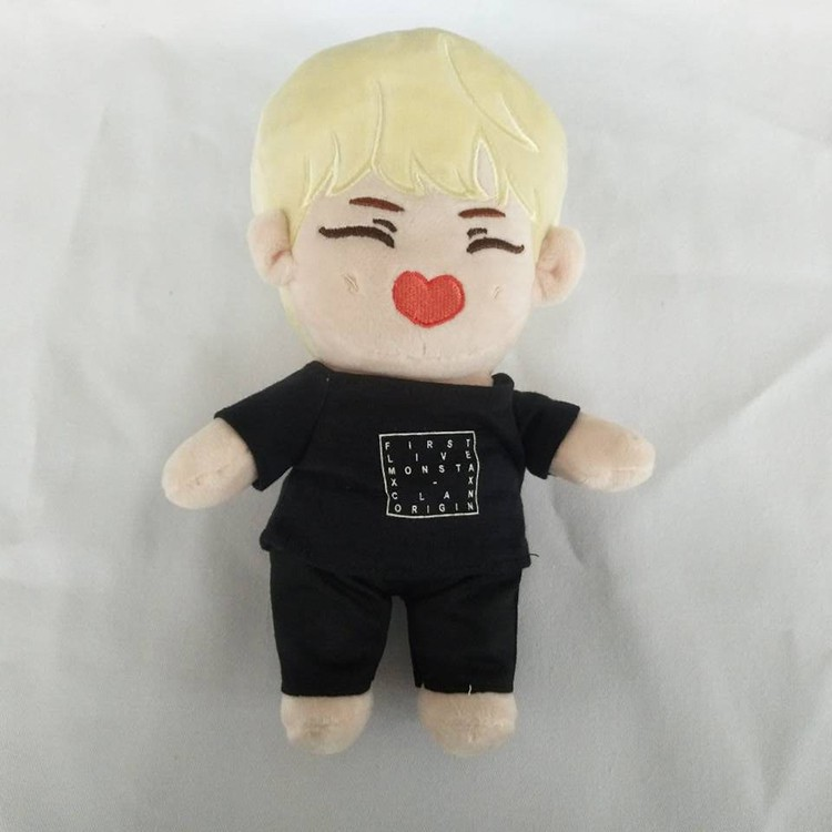 Doll MONSTA X Jooheon 20cm (hàng order) - 3296256 , 1190886717 , 322_1190886717 , 515000 , Doll-MONSTA-X-Jooheon-20cm-hang-order-322_1190886717 , shopee.vn , Doll MONSTA X Jooheon 20cm (hàng order)