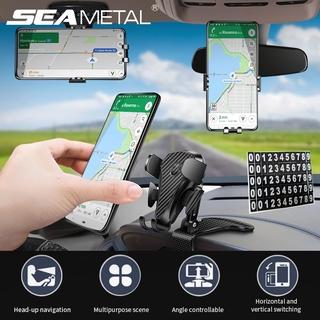 Giá đỡ điện thoại bảng điều khiển bên trong xe ô tô