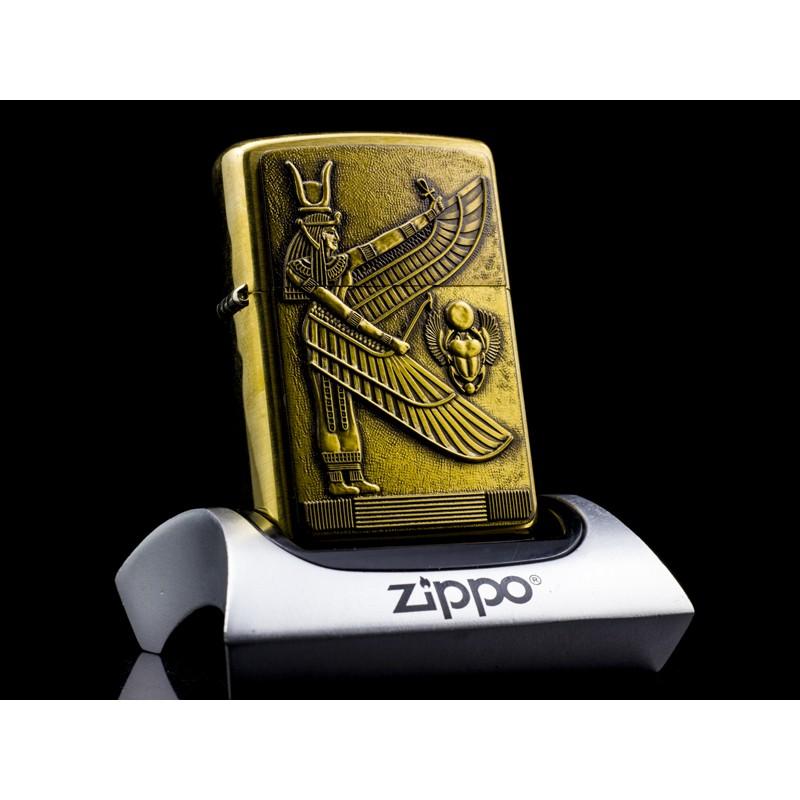 Hộp Quẹt Zippo La Mã Ai Cập XV 1999