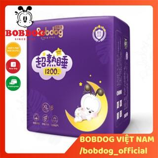 Bỉm Bobdog Đêm quần M20 L18 XL16 XXL14 miếng thumbnail
