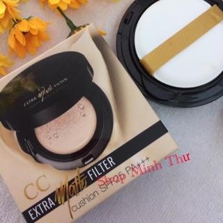 Phấn Nước Cushion Aron CC Extra Matte Filter SPF25 PA+++ 15g - Thái Lan thumbnail