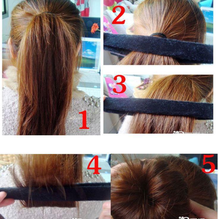 [BÃO GIẢM GIÁ] phụ kiện tóc-Thanh búi tóc tạo kiểu đa năng | Toàn Quốc