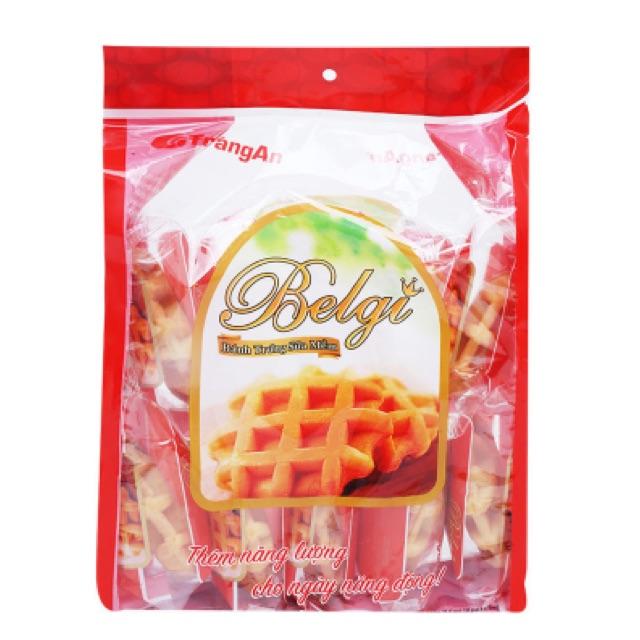 Bánh trứng sữa mềm Belgi Tràng An 240g - 2494538 , 317245520 , 322_317245520 , 37000 , Banh-trung-sua-mem-Belgi-Trang-An-240g-322_317245520 , shopee.vn , Bánh trứng sữa mềm Belgi Tràng An 240g