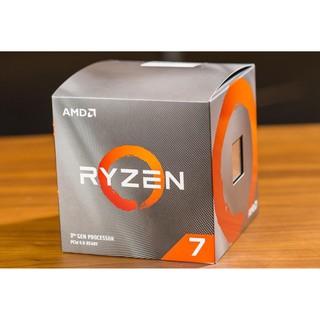 CPU Ryzen 7 3700X
