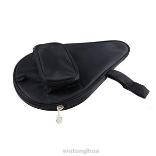Zipper Accessories Sport Professional Waterproof Table Tennis Racket Bag