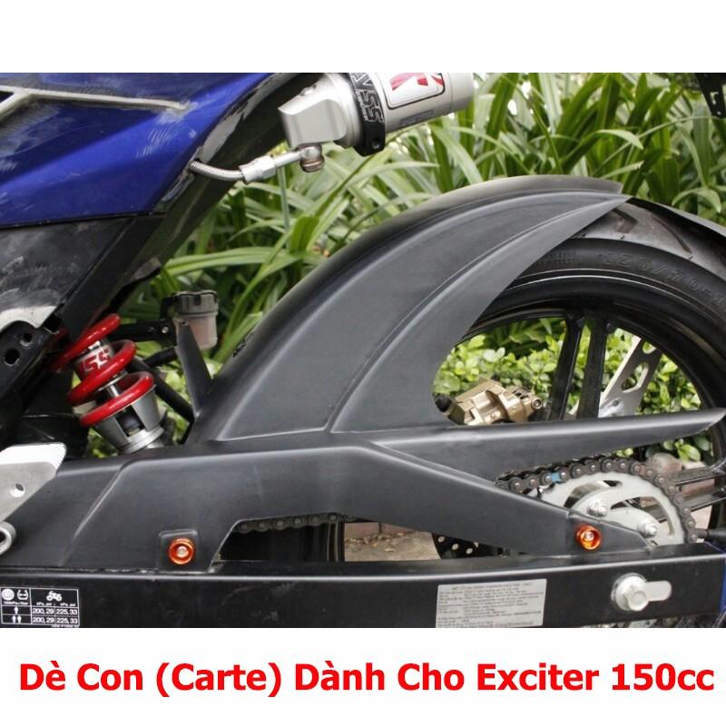 Dè Carte (Chắn bùn) Bánh Sau Dành Cho Exciter 150/ Winner 150 - Lốp ZIN