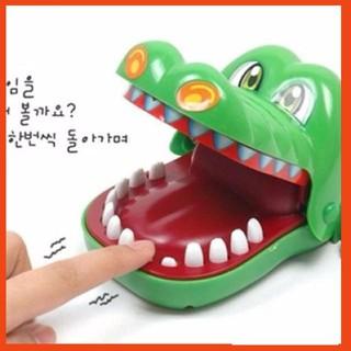 [HOT SALE] Đồ chơi khám răng cá sấu vui nhộn | Bán Chạy