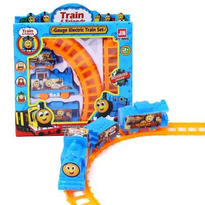 [0162] Tàu hoả nhỏ Thomas 3 toa mini