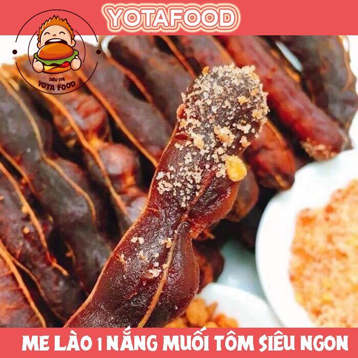 1 Kí Me lào 1 nắng nguyên trái kèm muối tôm loại ngon | Yotafood