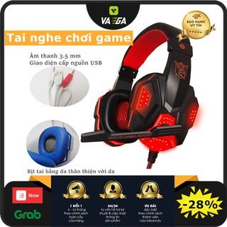 [Mã 2404EL10K giảm 10K đơn 20K] Tai nghe chuyên game thủ Plextone PC780 – đèn LED – Có Mic – Headphone gaming