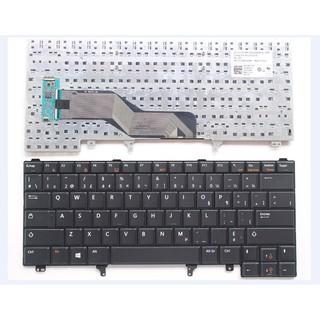 Bàn Phím Dell Latitude E6220 E6320 E6420 E6520 E5420 E5520 (Không Bo)