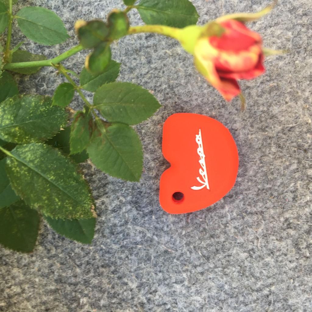 [Nhập AU12K giảm 12K đơn từ 99K]Bọc(bao) khóa Vespa, Liberty PIAGIO silicon đủ màu