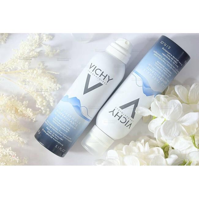 Xịt khoáng dưỡng da Vichy Eau Thermale Spa Water 50ml