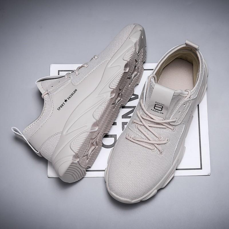 Giày Thể Thao Nam Thoáng Hơi Thời Trang Cao Cấp