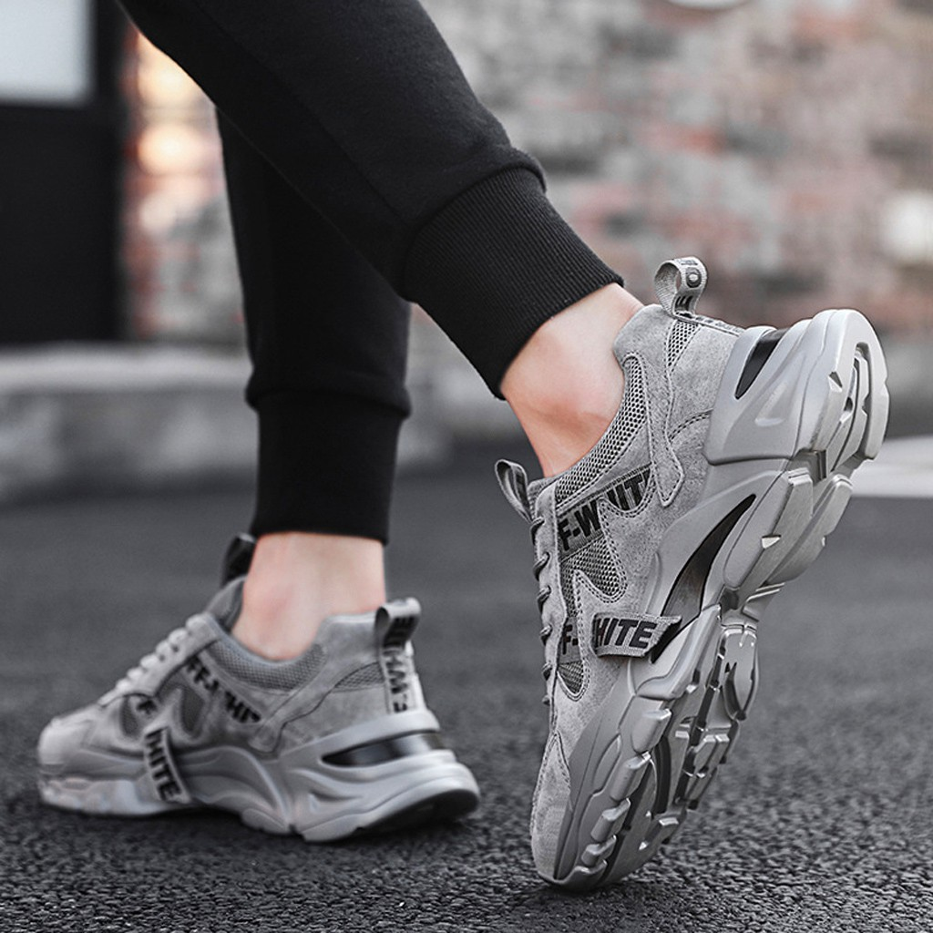Giày Sneaker Nam tăng chiều cao phong cách cực ngầu thời trang trẻ trung G19
