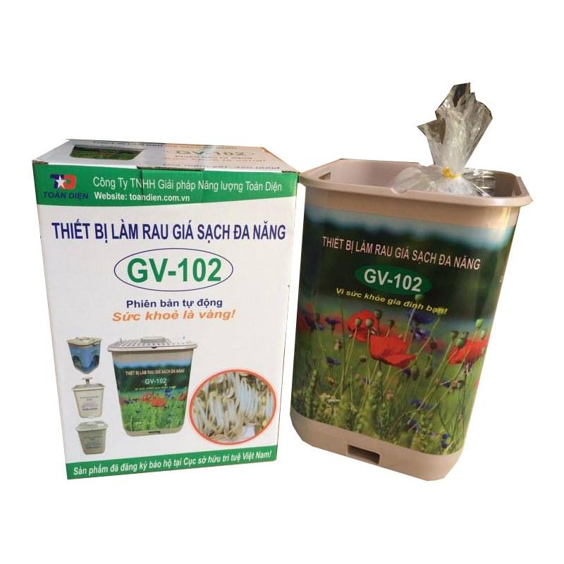 Máy làm giá sạch GV - 102 - Phiên bản tự động - 2563939 , 6178957 , 322_6178957 , 240000 , May-lam-gia-sach-GV-102-Phien-ban-tu-dong-322_6178957 , shopee.vn , Máy làm giá sạch GV - 102 - Phiên bản tự động