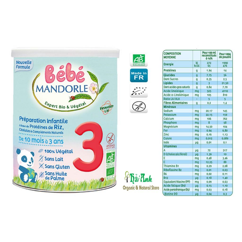 Sữa Ngũ Cốc Có Bổ Sung Tảo Spirulina Và Men Vi Sinh Probiotics Bébé Mandorle Của Pháp - 3272629 , 781665989 , 322_781665989 , 1190000 , Sua-Ngu-Coc-Co-Bo-Sung-Tao-Spirulina-Va-Men-Vi-Sinh-Probiotics-Bebe-Mandorle-Cua-Phap-322_781665989 , shopee.vn , Sữa Ngũ Cốc Có Bổ Sung Tảo Spirulina Và Men Vi Sinh Probiotics Bébé Mandorle Cu