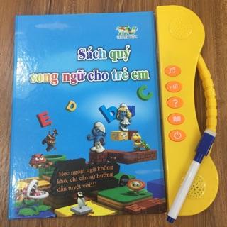 sách song ngữ điện tử