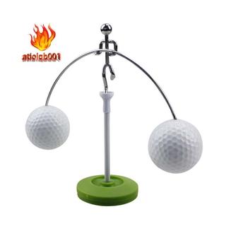 Desk Decoration Toy Golf Decoration Balance Stand Home Office Desktop Decoration Balance Stand with Base Support Pole