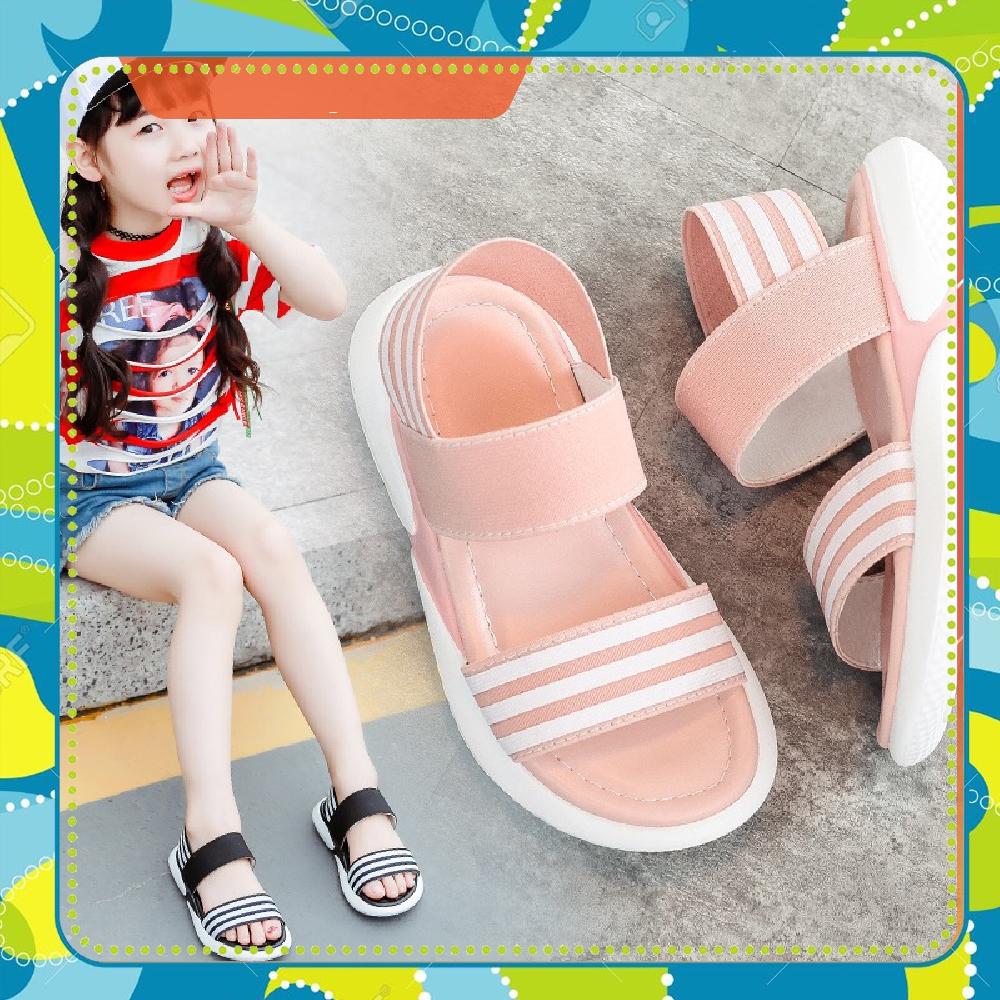 Sandal chất - Dép hồng xinh cho bé gái M1264047