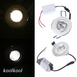 Đèn Led Gắn Trần 1w 85-265v