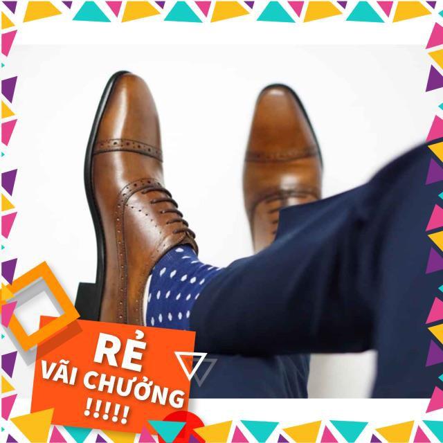 Giày tây nam   Oxford CS22 Thủ công Patina nghệ nhân VIệt Nam thương hiệu Việt