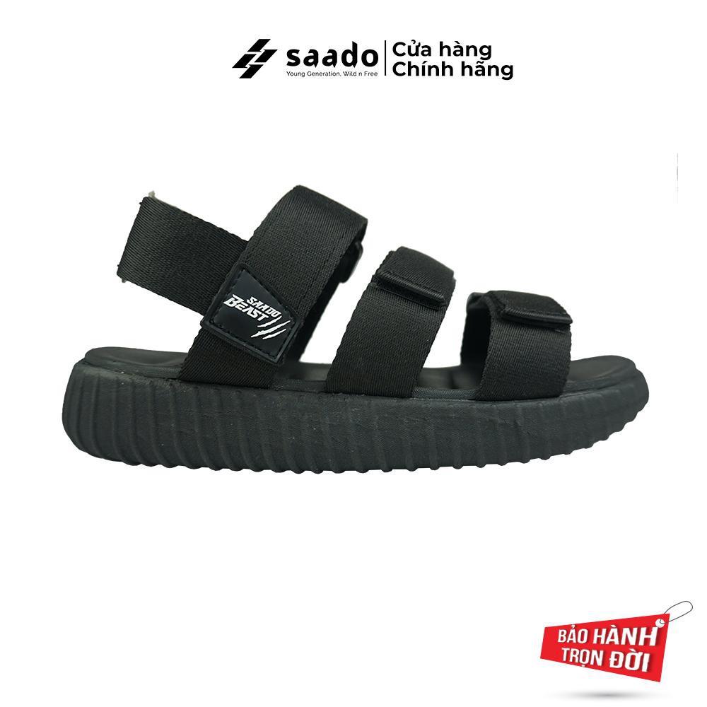 Black Wolf - Giày Sandal SAADO