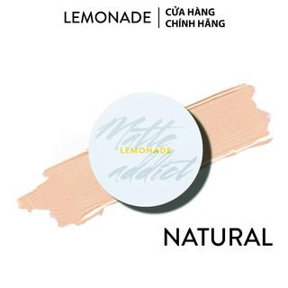 Hình ảnh Phấn nước đơn LEMONADE Matte Addict Cushion 15g-3