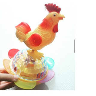 i. Mid-autumn chicken lamp