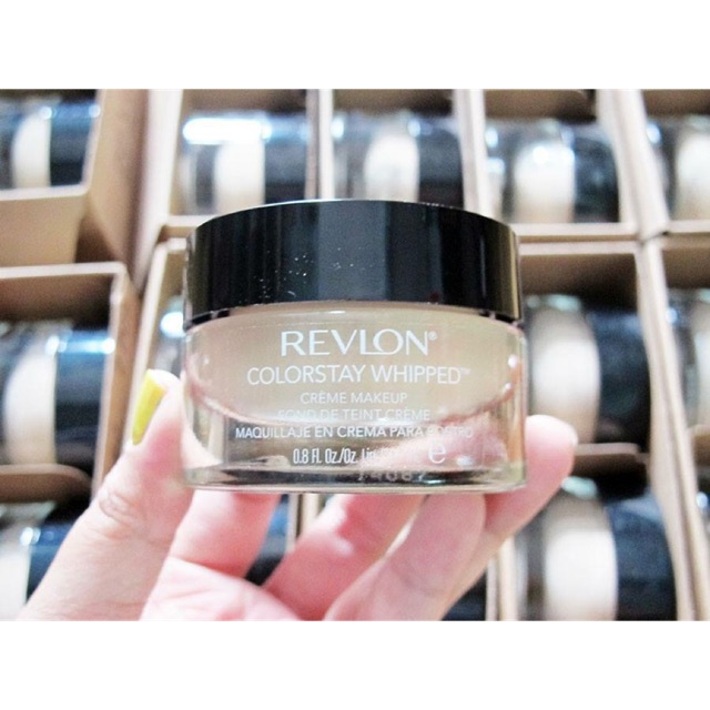 NỀN REVLON COLORSTAY WHIPPED CREME MAKEUP