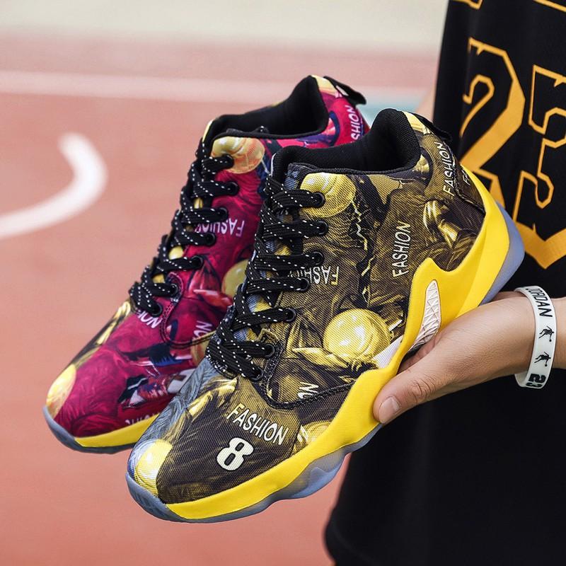 Giày bóng rổ kiểu dáng thể thao năng động cho nam 31-43